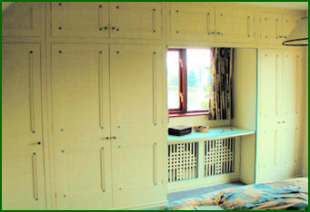 Bespoke Bedroom Wardrobe Furniture